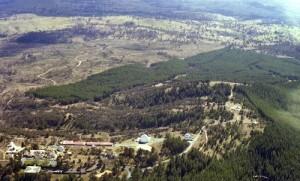 Mount Stromlo e il suo osservatorio
