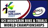 Il logo dei mondiali 2007