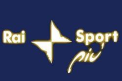 Il logo di Rai Sport più