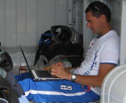 Antonio Silva a Canberra