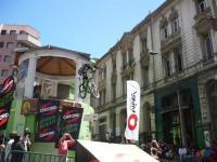 Cédric Gracia a Valparaiso