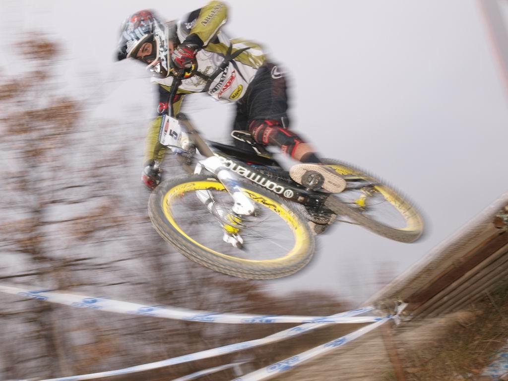 Marco Bugnone a Pieve di Teco (foto Omar Foto&Grafia)